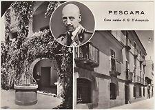 PESCARA - CASA NATALE DI G.D'ANNUNZIO - VEDUTINE