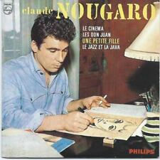 "CLAUDE NOUGARO: CD SINGLE ""LE JAZZ ET LA JAVA"""