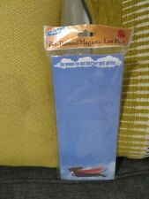 So Much To Do Dachshund Magnetic List Pad - Superdog- NEW in Package
