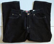 Rave 4 Real Black Capri Woman's Jeans Pants Size 7
