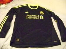 Liverpool Adidas Shirt L Vintage 2010/2012 Long Sleeves