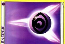 PROMO POKEMON FRANCAISE KIT BRUYVERNE N°  7/30 ENERGIE PSY