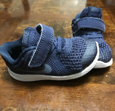 Nike Revolution 4943304-501 Athletic Sneaker Toddler Boy's Size 6(12cm)Navy Blue