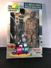 21st Century Toys The Ultimate Soldier Desert Storm US Special Forces Figure