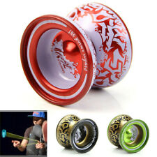 Aluminum Alloy YoYo Ball Bearing String Kids Children Professional Playing Toys
