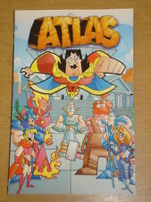 Atlas Blue Water Dan Chevrons Creative Child Book of the Year GN 9781616239312