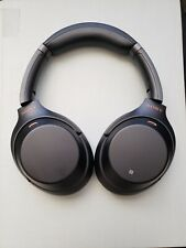Sony WH-1000XM3 Wireless Noise Canceling Over Ear Headphones (Black)