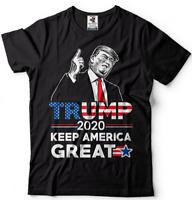 Donald Trump President T-shirt 2024 Elections Keep America Great Trump Shirts