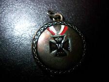 Ww1 cruz Medallion cruz ek Berliner hierro email