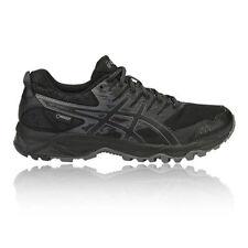 Calzado de mujer Zapatillas fitness/running color principal negro sintético