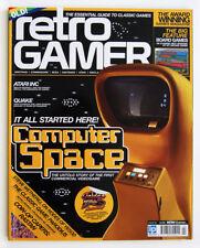 Retro Gamer - Magazin #93 / 2011 . UK - Videospiel Zeitschrift Sammler
