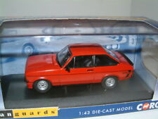 Vanguards Ford ESCORT Mk2 RS Mexico Signal Red Va12615
