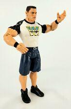 "WWE John Cena ""2 Ruthless"" Aggression Action Figure Jakks Wrestling Series 2003"
