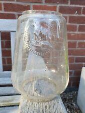 Glass Oil Lamp Chimney