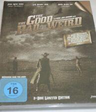 The Good The Bad The Weird - 2 DVDs+CD/NEU/Western/lim Mediabook/Splendid Film