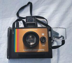 Vintage Polaroid Land Camera Colour Swinger In Good Condition