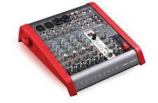 Proel M602FX mixer professionale 6 canali/2bus con effetti + borsa