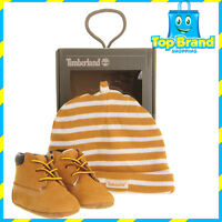 Timberland Crib Casual Booties - Boys' Infant (Wheat) Baby Shoes Cute