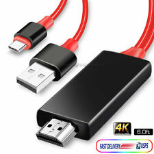 USB Type C to HDMI 1080P HDTV TV Cable Adapter For Android Phone Samsung Macbook