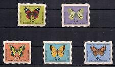 DDR - Briefmarken - 1964 - Mi. Nr. 1004-1008 - Postfrisch