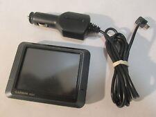 "New listing Garmin Nuvi 205 Navigator Navigation System Bundle w/ Charger, 3.5"" Grey - Vgc!"