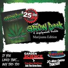 Marijuana Grow Basics: The Easy Guide for Cannabis Aficionados Start Growing Now