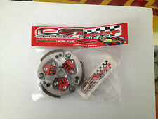 CS RACING *** FRIZIONE 3 MASSE GP3 MINIMOTO complete 3 shoes clutch..