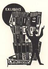 Ex Libris Jan Battermann : Opus 48, J.C. Winterink