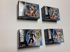 Disney Marvel Minimates Wave 13 MIB Colossus Frost Beast Kitty Wolverine Variant