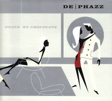 De-Phazz ‎– Death By Chocolate CD Universal 2001 NEW