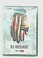 O.J.: Made In America DVD/Blu-ray Combo ESPN Films 30 For 30