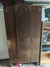 Vintage Art Deco Style Wardrobe Perfect shabby chic project!