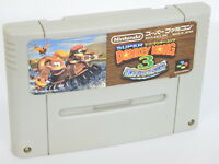 SUPER DONKEY KONG 3 Super Famicom Nintendo SNES Free Shipping Hit-Japan sfc