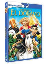 DVD:ROAD TO EL DORADO - NEW Region 2 UK