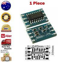 Mini RS232 To TTL MAX3232 Converter Adaptor Module Serial Port Board MN007