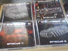Resident E  Vol.1,2,3,4,5,6,7,8,9,10,11,12   ( X ,X1 ,A Neu Chapter ) Sammlung