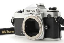 [EXC+++] Nikon FE SLR Camera body from Japan #GCB
