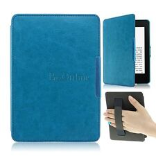 Premium Magnetic Leather Smart Case Cover For Amazon Kindle Paperwhite 1 2 3