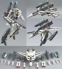 Robotech VF-1S Valkyrie & Super Parts Set Roy Focker 1/72 BANDAI Model Kit New