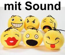 Emoji Smiley Emote Ball zum Gesicht passender Sound Emoticon Liebe Kuß WhatsApp