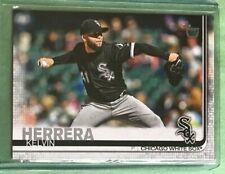 Kelvin Herrera 2019 Topps Update Series #64/99 - Chicago White Sox