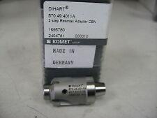KOMET- DIHART 2 STEP RAPID SEAL HEAD DBG 1694434 2404781 -(ITEMT39 - T43)