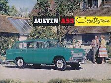 Austin A55 Cambridge Mk 2 Countryman 1960-61 Original Sales Brochure No. 1956