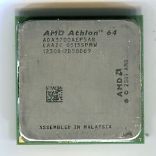 AMD Athlon 64 3700+ top socket 754 desktop CPU 2.4 GHz ADA3700AEP5AR ClawHammer