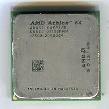 AMD Athlon 64 3700+ top socket 754 desktop CPU 2.4 GHz ADA3700AEP5AR ClawHammer