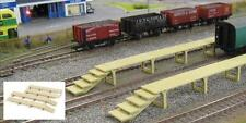 Gaugemaster - GM407 - Fordhampton Carriage Platforms Plastic Kit 'OO' T48 Post