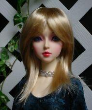 "Doll Wig, Monique Gold ""Jojo"" Size 6/7 Golden Strawberry Blonde"