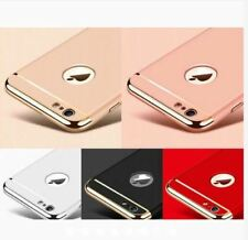 IPhone 6+ 3in1 electroplating slim case - RED