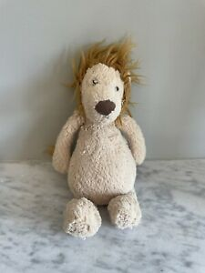 Jellycat Small Bashful Lion Soft Toy (played With)