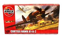 AIRFIX® 1:72 CURTISS HAWK 81-A-2 WW2 MODEL KIT AIRCRAFT PLANE AEROPLANE A01003